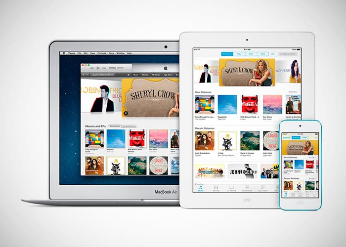 iTunes en la nube