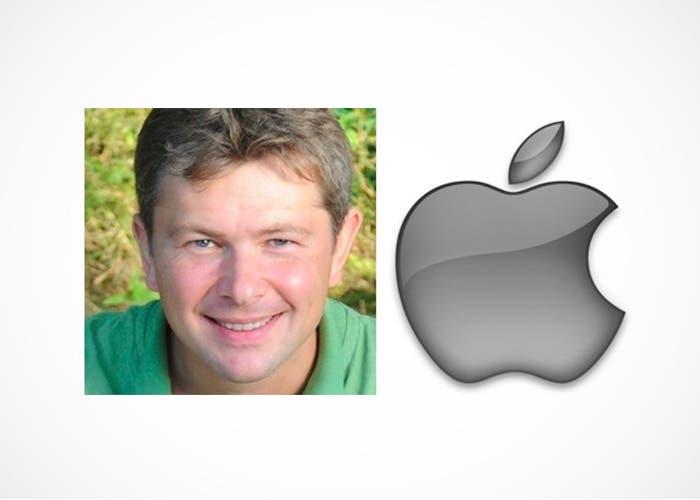 Jean-François Mulé, nuevo fichaje de Apple