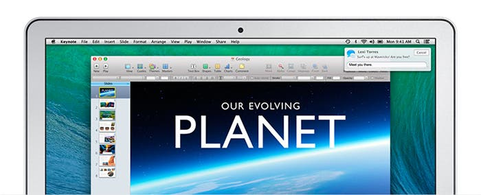 Captura de Notificaciones en OS X