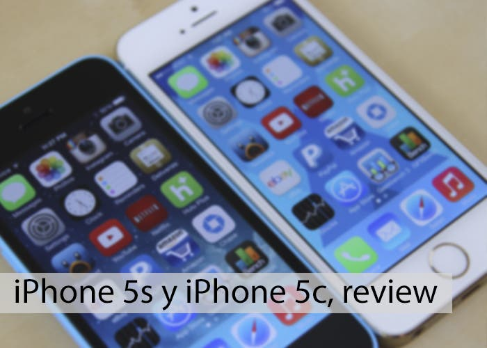 Review del iPhone 5s y iPhone 5c
