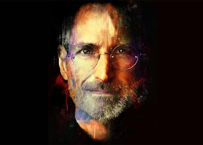 Retrato de Steve Jobs