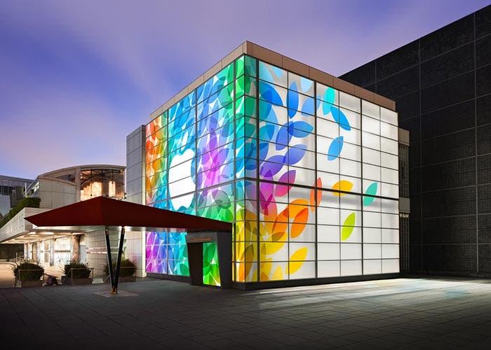Fachada del Yerba Buena Center