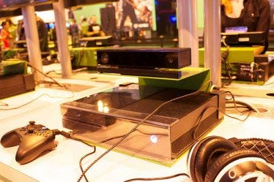 Xbox One en Madrid Games Week