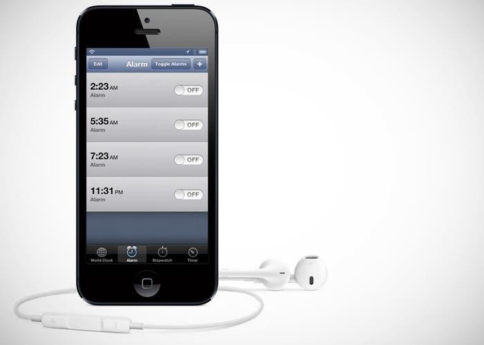 AlarmControl para iOS 6