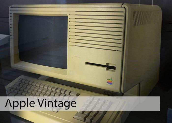 Apple Vintage: Apple Lisa