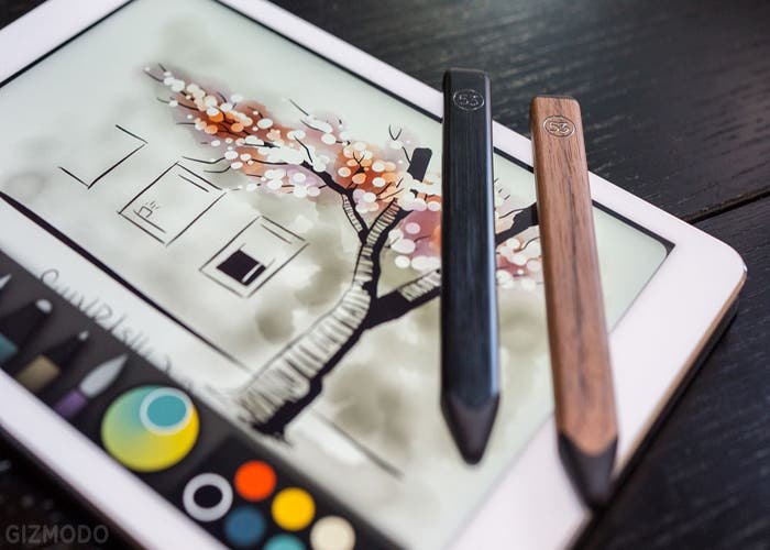 El stylus Pencil que FiftyThree ha lanzado para iPad