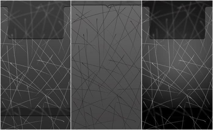 Distintos fondos para cambiar el aspecto de nuestro iphone for Fondo de pantalla 3d iphone x