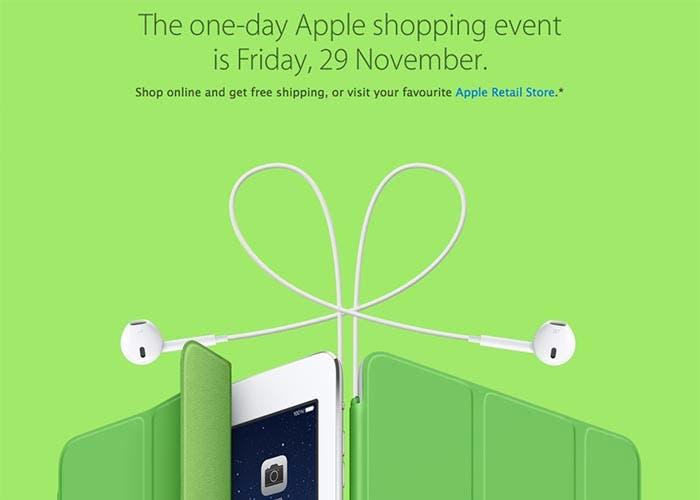 El Black Friday en la Apple Store
