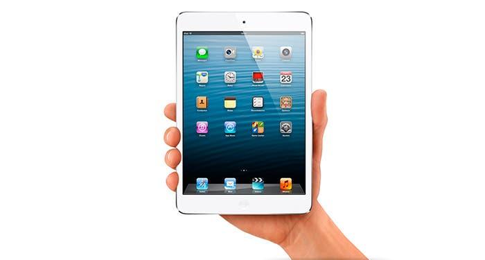 iPad mini modelo 2012
