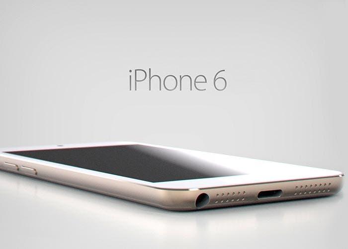 Concepto iPhone 6 por Arthur Reis