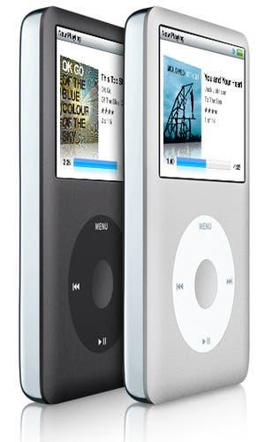 El clásico de los iPod