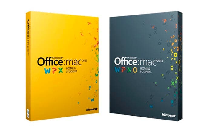 Microsoft Office para OS X