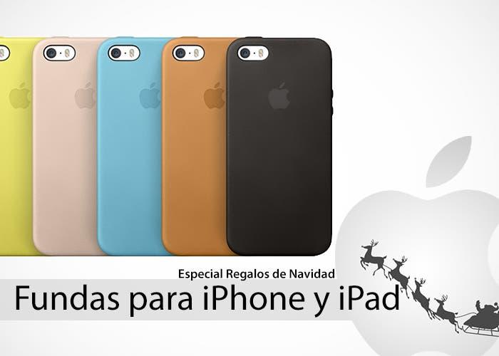 Especial compras de Navidad: fundas para iPhone y iPad