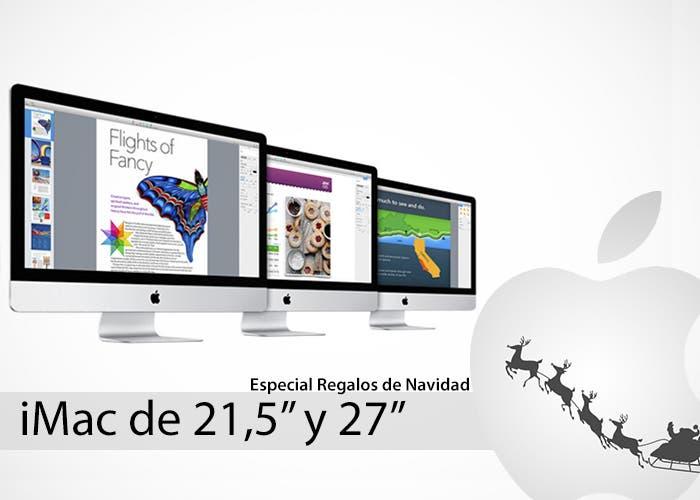 Regalos de Navidad: iMac
