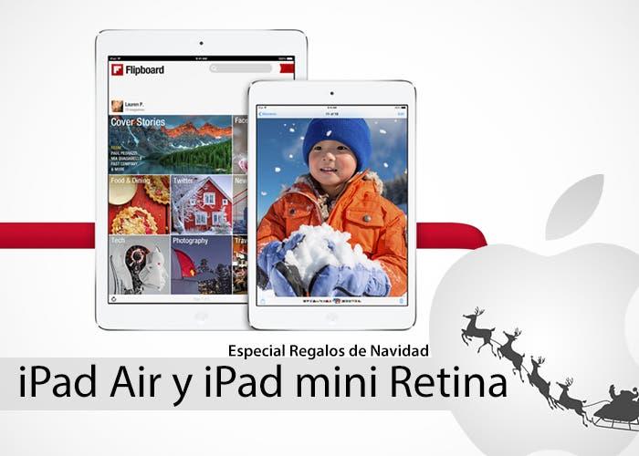 Regalos de Navidad: iPad
