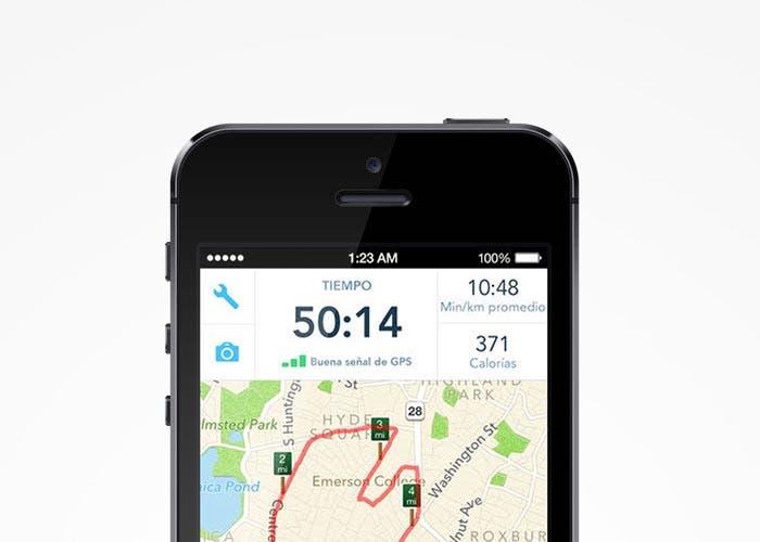 Runkeeper ya es compatible con el Apple M7