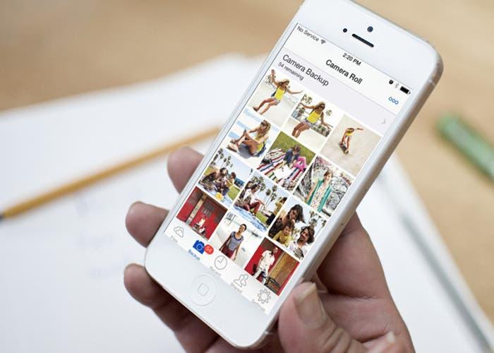 SkyDrive 4.0 para iPhone
