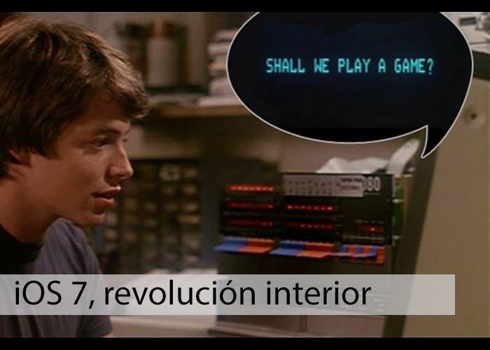 iOS 7, revolución interior