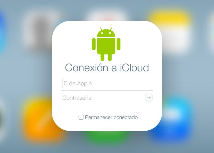 Android con iCloud