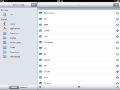 iFinder, una de las apps de jailbreak más conocidas